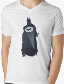 A Bat in the Night! Mens V-Neck T-Shirt