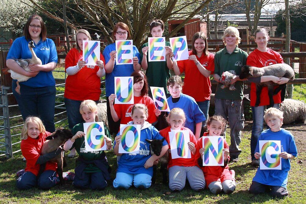 Keep Us Going Campaign by WellgateFarm