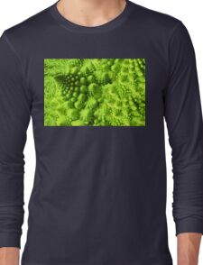 Romanesco broccoli  Long Sleeve T-Shirt