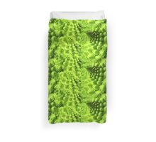 Romanesco broccoli  Duvet Cover
