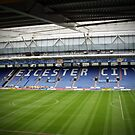 The Home Of Leicester City FC by Mike Topley
