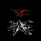 Lonely Mountain by ladysekishi