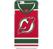 New Jersey Devils Retro Jersey iPhone Case/Skin