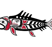Salmon by Frank Gomez