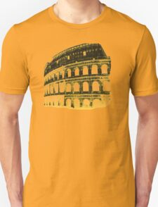 The Grided Colosseum 1 T-Shirt