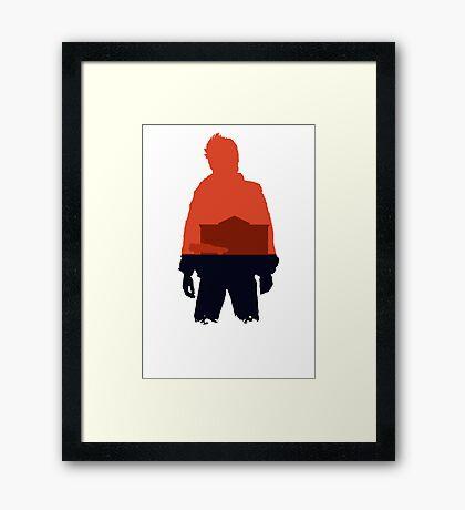 Marty! Framed Print