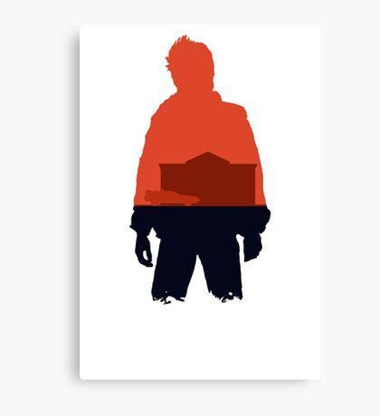 Marty! Canvas Print