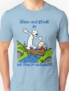 The Road to Adventure! T-Shirt