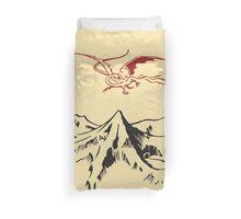 [The Hobbit] - Lonely Mountain (Light) Duvet Cover