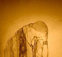 Distraught by Charlene Alvarez