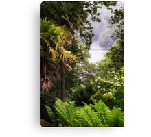 VIEW TO THE RIVER Canvas Print