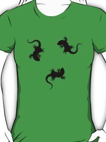 3 Lizards - Gecko T-Shirt T-Shirt