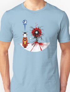 Quantum Flower Unisex T-Shirt