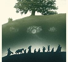 Fellowship of the rings by SinisterSix