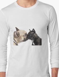 A Kiss From Auntie Long Sleeve T-Shirt