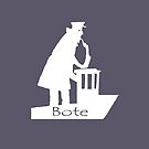 Bote White by greg orfanos