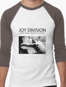 Joy D Men's Baseball ¾ T-Shirt