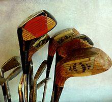 Golf Clubs by friendlydragon