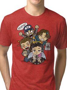 Poor Castiel Tri-blend T-Shirt