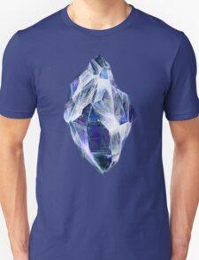 Blue Crystal Unisex T-Shirt