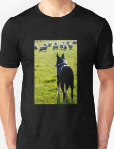 Working Collie Unisex T-Shirt