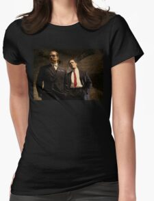Legend 'Tom Hardy'  Womens Fitted T-Shirt