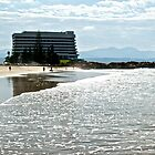 Beacon Isle Hotel, viewed from Robberg Beach by davridan