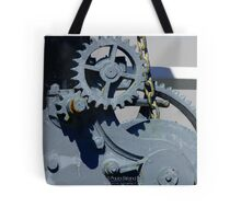 Mechanics I Tote Bag