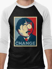 South Park Change  Men's Baseball ¾ T-Shirt