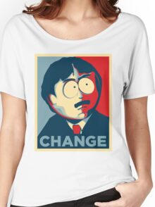 South Park Change  Women's Relaxed Fit T-Shirt