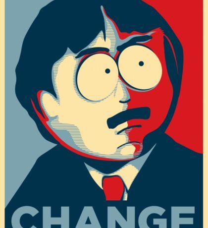 South Park Change  Sticker