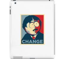 South Park Change  iPad Case/Skin