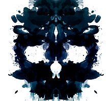 Rorschach Skull by DrSoed