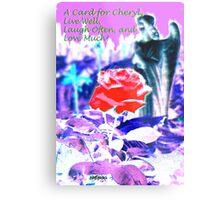 A Card for Cheryl Fugate Metal Print