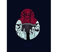 Star Wars The Force Awakens Photographic Print