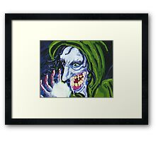 The Eater of Souls Framed Print