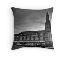 Ashby de La Zouch Throw Pillow