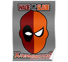 Wade and Slade Poster