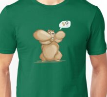 what nut? Unisex T-Shirt