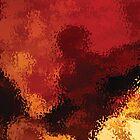 Molten Reds I by Danny Drexler