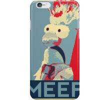 Meep iPhone Case/Skin