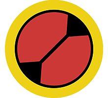 Megaman .EXE Emblem Photographic Print