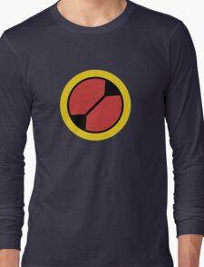 Megaman .EXE Emblem Long Sleeve T-Shirt