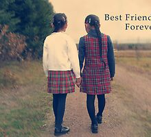Best Friends Forever by L J Fraser
