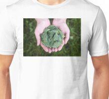 Pine Green, Spine Clean Unisex T-Shirt
