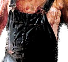 victor crowley Sticker
