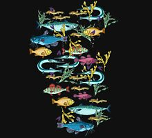 Magical underwater world. Unisex T-Shirt