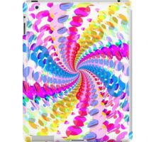 Abstract / Psychedelic Spiral Pattern iPad Case/Skin