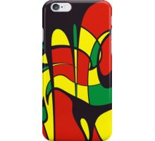 No One Listens iPhone Case/Skin