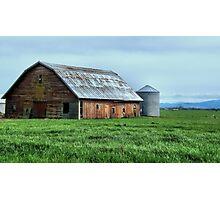 Old family farm Photographic Print